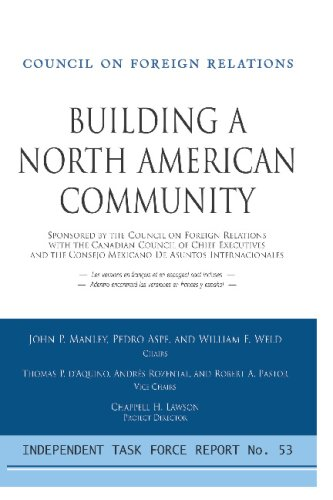 9780876093481: Building a North American Community