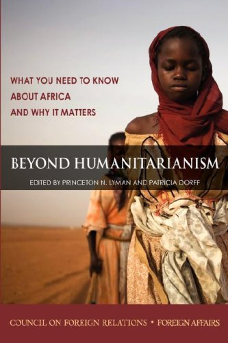 9780876093764: Beyond Humanitarianism: What You Need to Know About Africa and Why It Matters