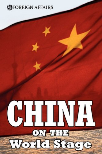 9780876094334: China on the World Stage
