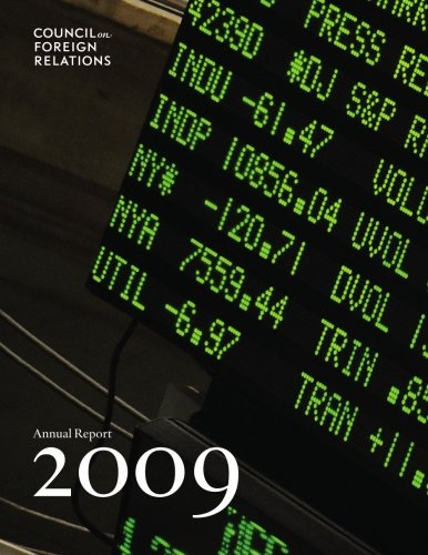 9780876094648: 2009 Annual Report: Council on Foreign Relations