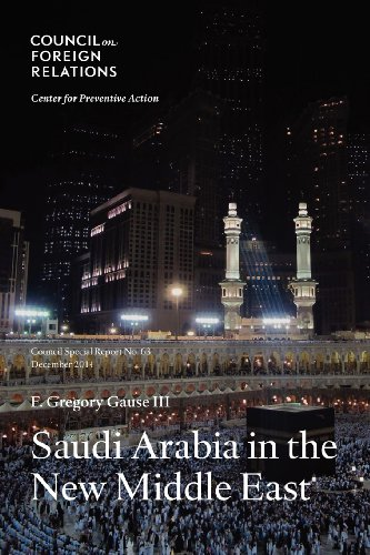 9780876095164: Saudi Arabia in the New Middle East: December 2011