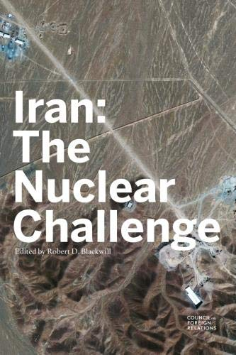 9780876095355: Iran: The Nuclear Challenge