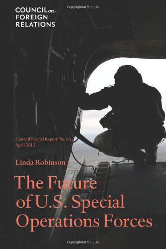 9780876095508: The Future of U.S. Special Operations Forces