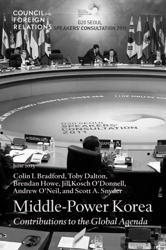 9780876096277: Middle-Power Korea: Contributions to the Global Agenda