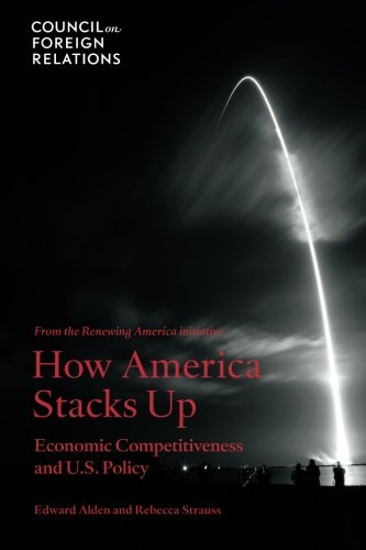 9780876096611: How America Stacks Up: Economic Competitiveness and U.S. Policy
