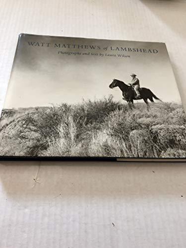 Watt Matthews of Lambshead: Wilson, Laura; McCullough, David