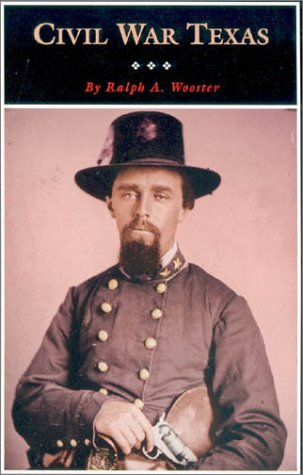 9780876111710: Civil War Texas: A History and a Guide