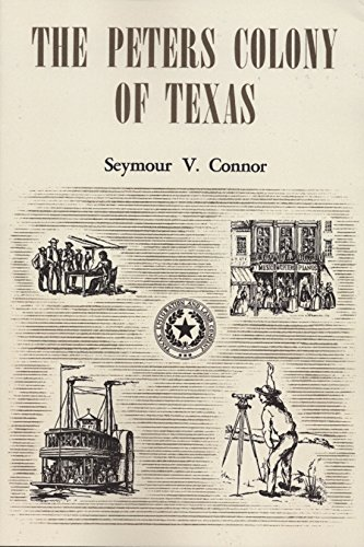 9780876112069: The Peters Colony of Texas