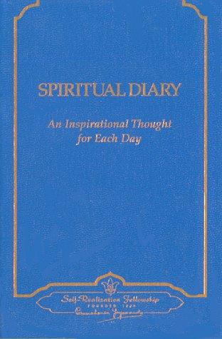 9780876120217: Spiritual Diary