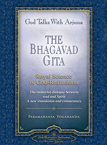 9780876120316: God Talks with Arjuna: The Bhagavad Gita (Self-Realization Fellowship) 2 Volume Set