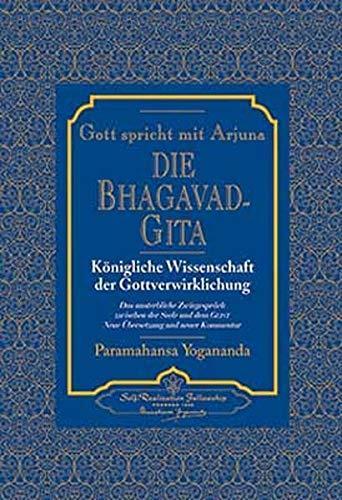 Die Bhagavad Gita (Hardback): Paramahansa Yogananda
