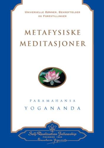 9780876120408: Metafysiske Meditasjoner (Metaphysical Meditations) (Norwegian Version)
