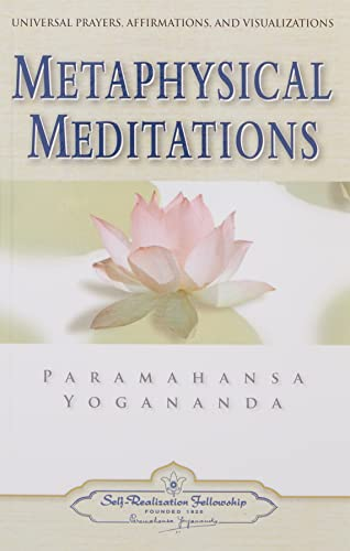 9780876120415: Metaphysical Meditations (Self-Realization Fellowship)