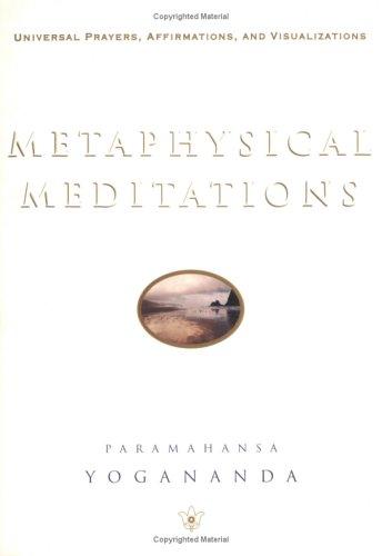 9780876120477: Metaphysical Meditations (Self-Realization Fellowship)