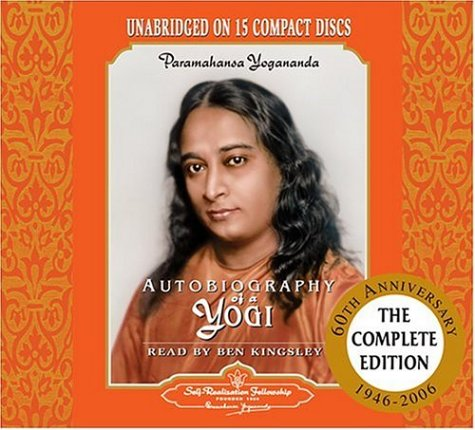 9780876120958: Autobiography of a Yogi: Unabridged Audiobook Read by Ben Kingsley