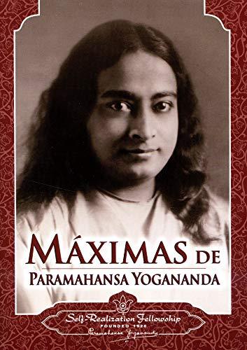 9780876121177: MÁXIMAS DE PARAMAHANSA YOGANANDA
