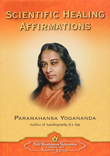 9780876121450: Scientific Healing Affirmations (Self-Realization Fellowship)