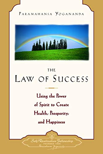 9780876121504: The Law of Success (Self-Realization Fellowship)