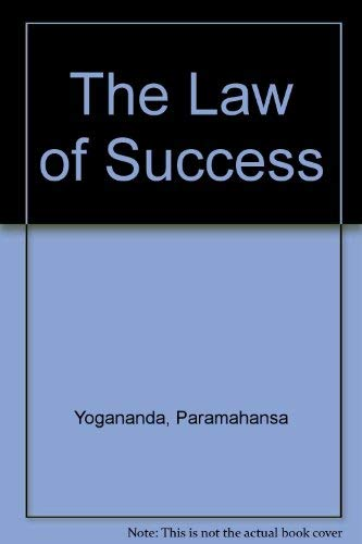 9780876121511: The Law of Success (French Edition)