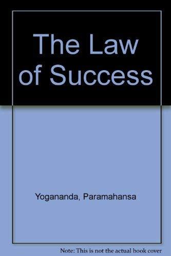 9780876121511: LA Ley Del Exito/the Law of Success (French Edition)