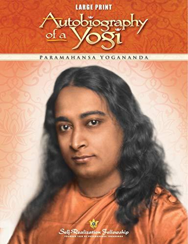 9780876122389: Autobiography of a Yogi - Large Print Edition (Self-Realization Fellowship)