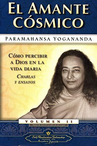 9780876122440: El Amante Cosmico (Charlas Y Ensayos)