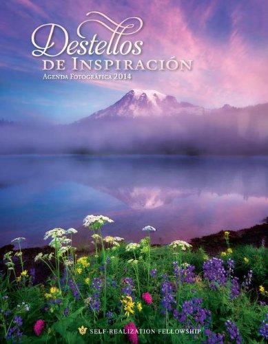 9780876122617: Destellos De Inspiraci�n. Agenda Fotogr�fica 2014