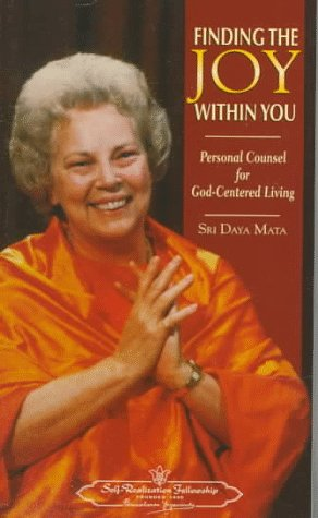 9780876122891: Finding the Joy Within You: Personal Counsel for God-Centered Living
