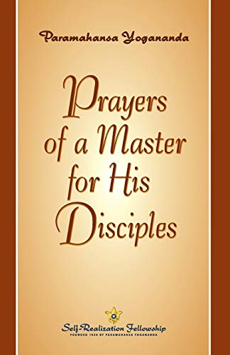 9780876123508: Prayers of a Master for His Disciples
