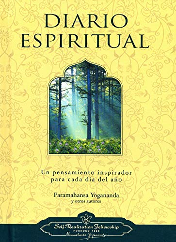 9780876124734: Diario Espiritual: Un Pensamiento Inspirador Para Cada Dia del Ano