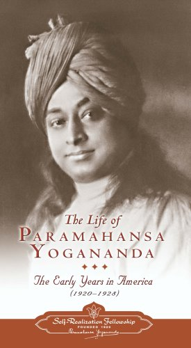 9780876125144: The Life Of Paramahansa Yogananda: The Early Years In America (1920-1928) DVD (Multilingual Edition)
