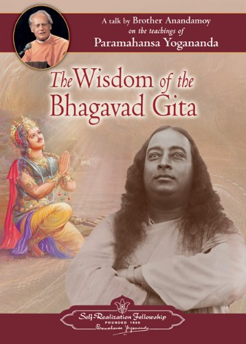 9780876125212: The Wisdom of the Bhagavad Gita - The Teachings of Paramahansa Yogananda