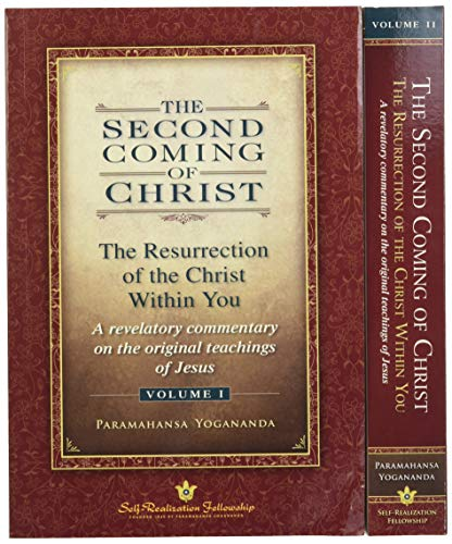 9780876125571: The Second Coming of Christ: The Resurrection of the Christ Within You 2 Volume Set