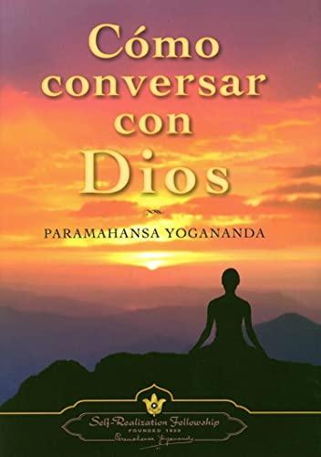 9780876126028: Cómo conversar con Dios (Nueva edición)