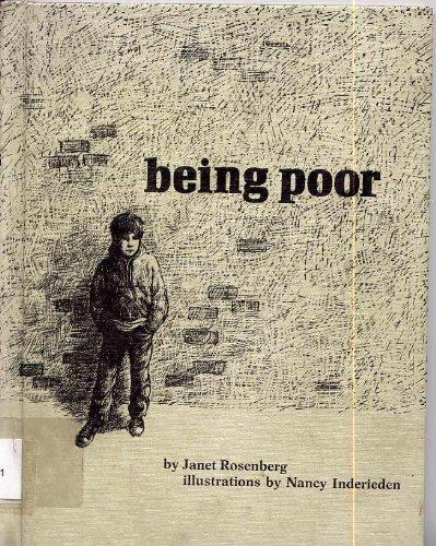 BEING POOR: ROSENBERG JANET