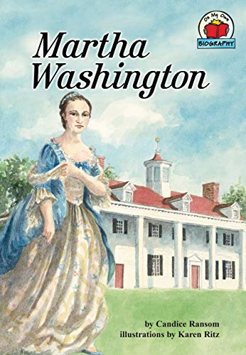 9780876141076: Martha Washington (On My Own Biographies (Paperback))