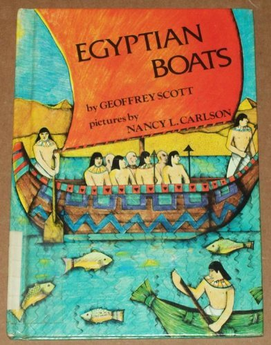 9780876141380: Egyptian Boats