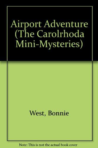 9780876141724: An Airport Adventure (The Carolrhoda Mini-Mysteries)