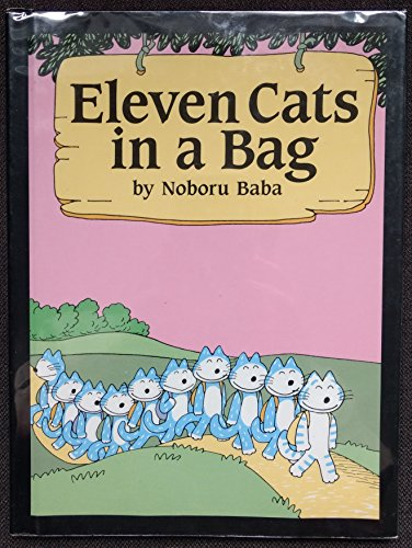 9780876143360: Eleven Cats in a Bag (English and Japanese Edition)