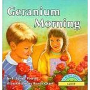 Geranium Morning: Powell, E. Sandy