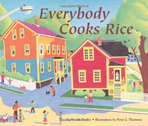 9780876144121: Everybody Cooks Rice (Carolrhoda Picture Books)