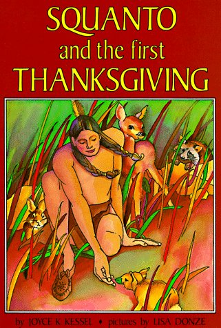 9780876144527: Squanto and the First Thanksgiving (Carolrhoda on My Own Book)