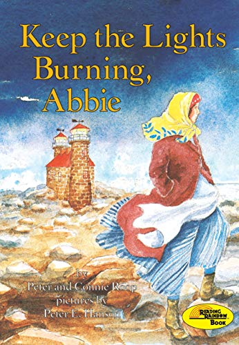 9780876144541: Keep the Lights Burning, Abbie (1st Avenue)