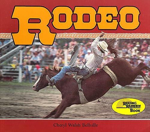 9780876144923: Rodeo (Carolrhoda Photo Books)