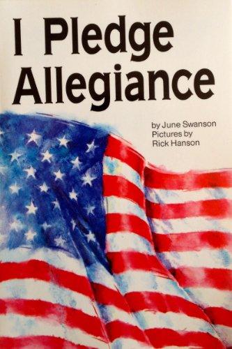 9780876145265: I Pledge Allegiance (On My Own History)