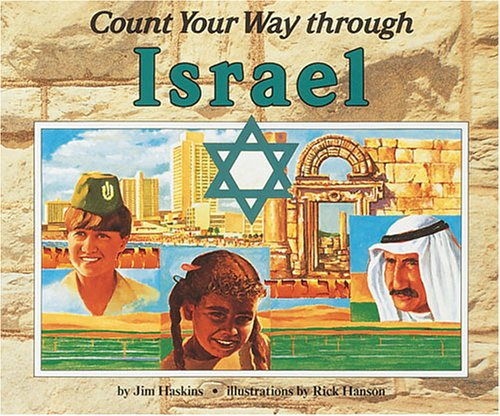 9780876145586: Count Your Way Through Israel