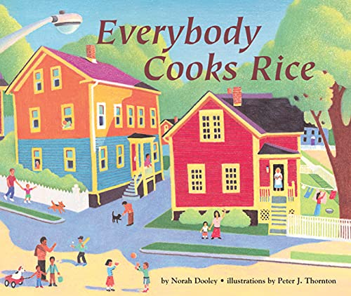 9780876145913: Everybody Cooks Rice (Picture Books)