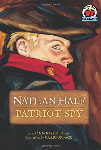 9780876145975: Nathan Hale: Patriot Spy (On My Own Biographies)