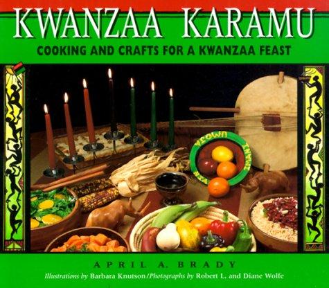 9780876146330: Kwanzaa Karamu: Cooking and Crafts for a Kwanzaa Feast