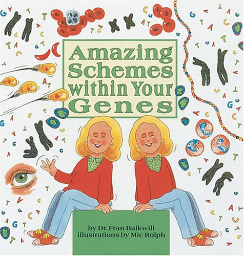 9780876146354: Amazing Schemes Within Your Genes (Cells and Things)